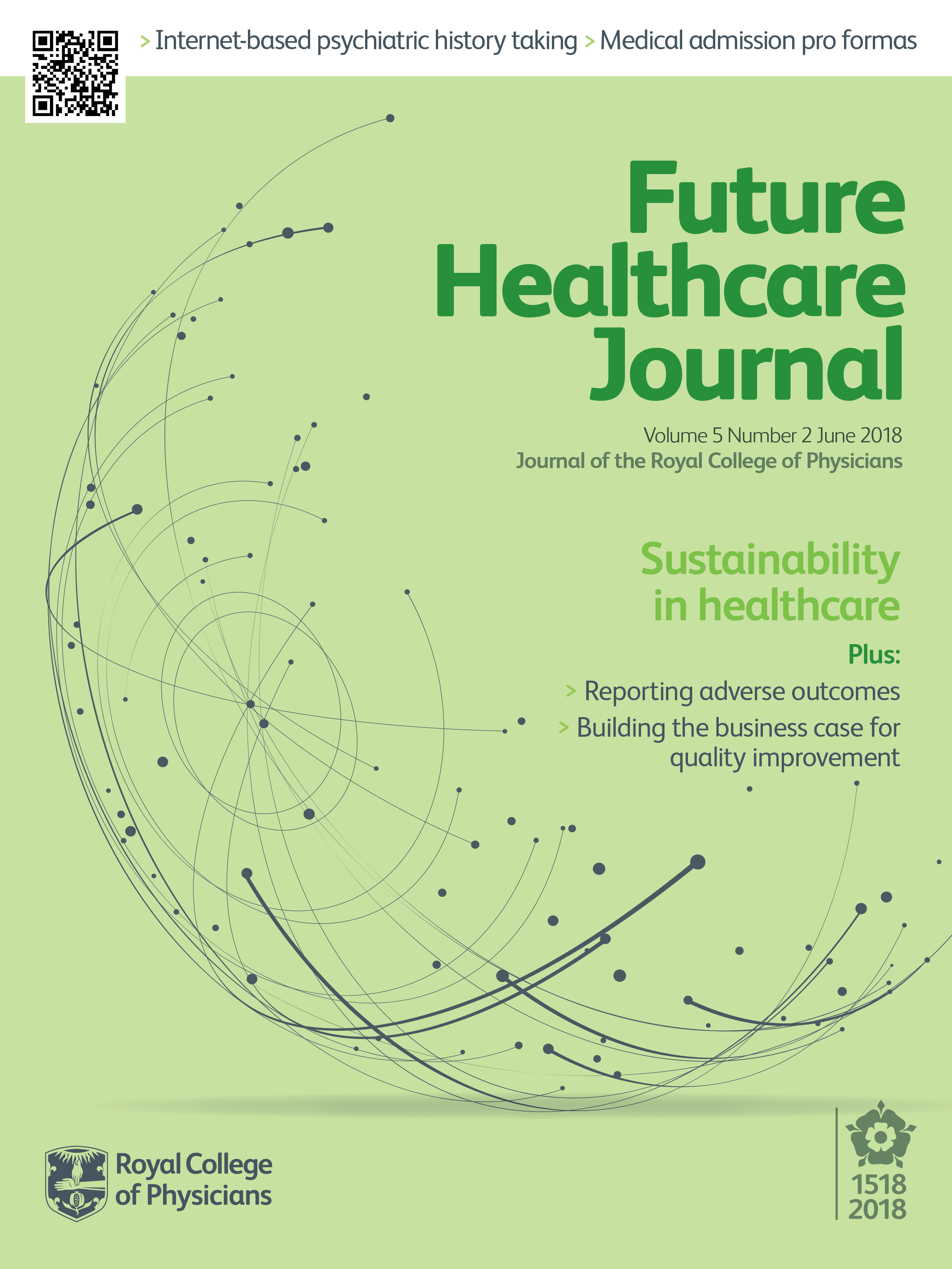Future healthcare journal rcp london future healthcare journal front cover ccuart Gallery