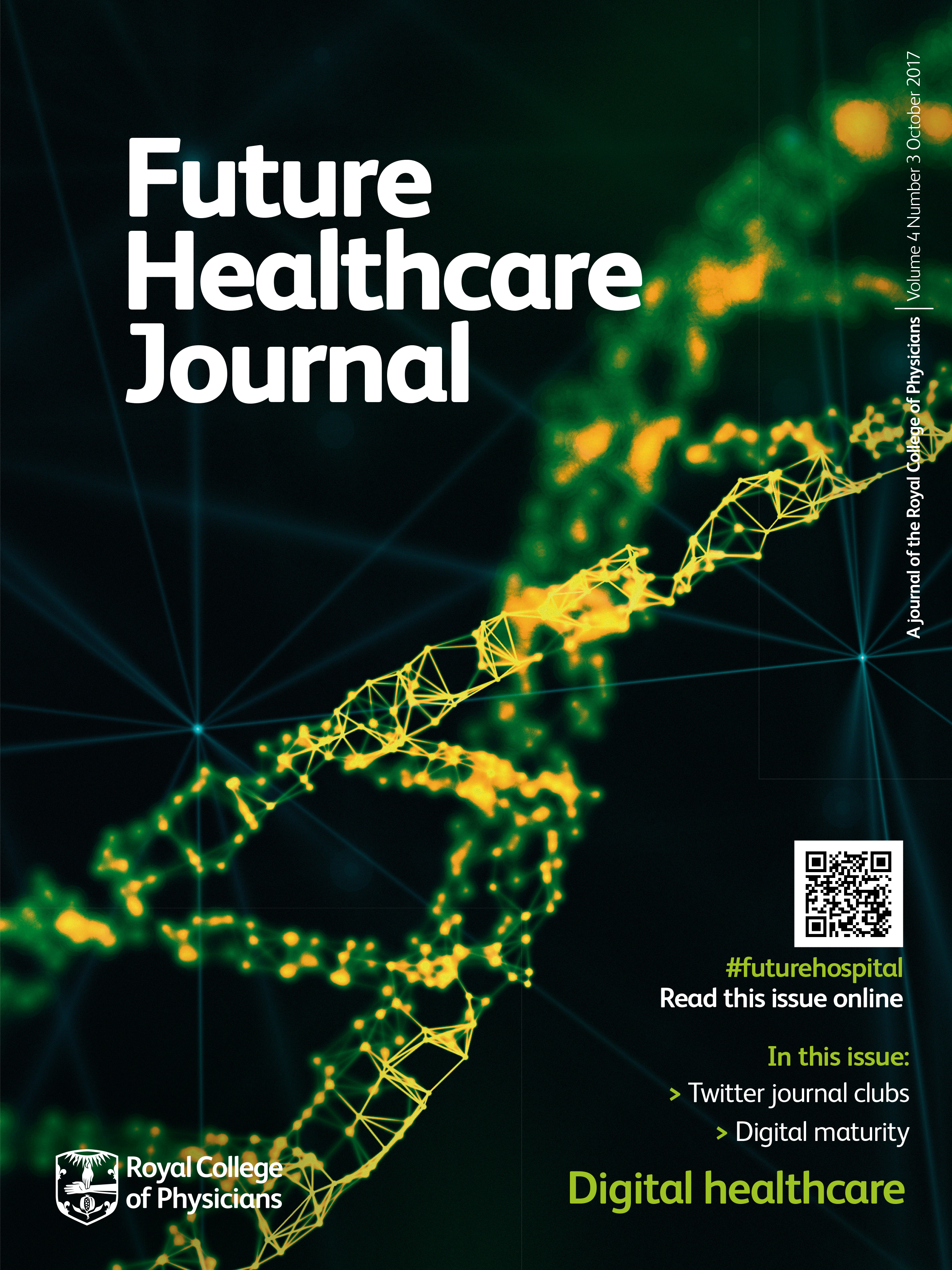 Future Healthcare Journal front cover