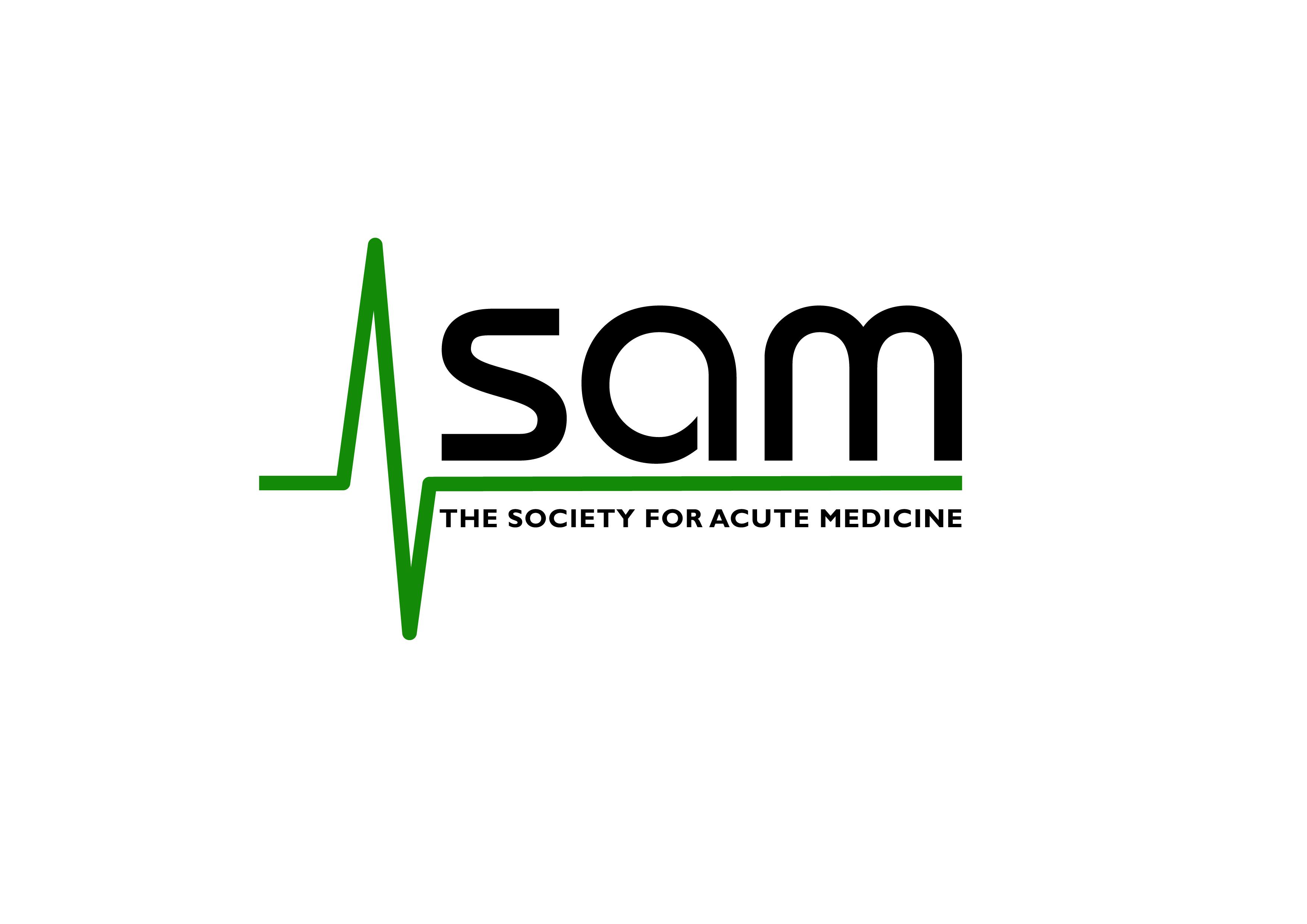 Society for Acute Medicine logo
