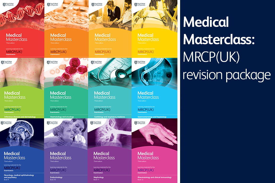 Medical Masterclass: third edition textbooks