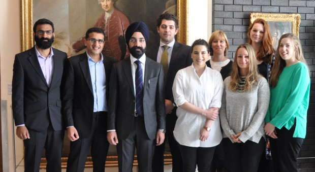 The first cohort of FHP chief registrars