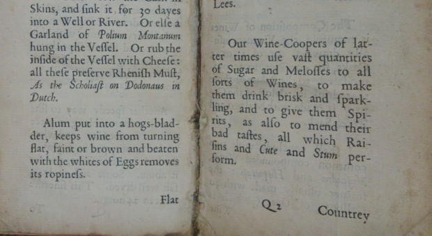 Early printed book
