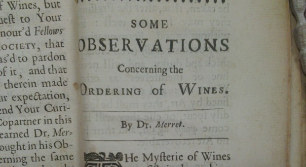 Title page of a book