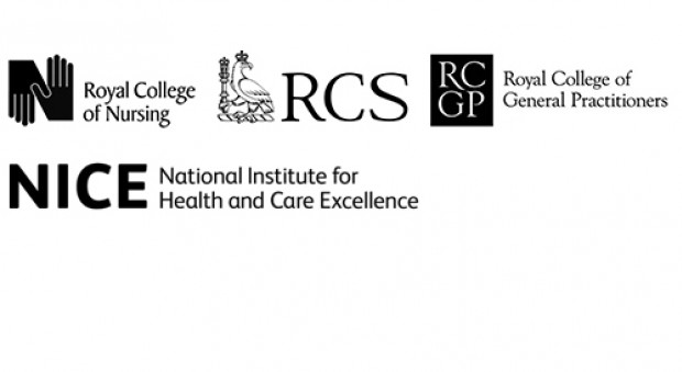 NGC partner logos: The Royal College of Nursing, the Royal College of Surgeons and the Royal College of General Practitioners