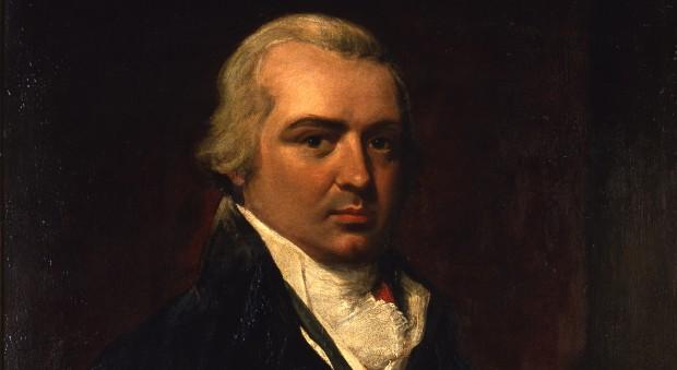 Robert Willan (1757–1812). Oil on canvas, by Lemuel Francis Abbott, c.1790–1800