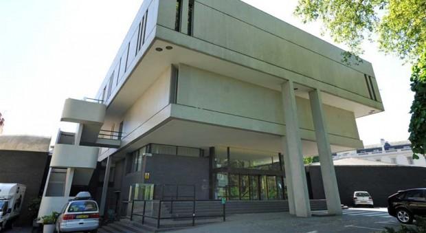 RCP entrance