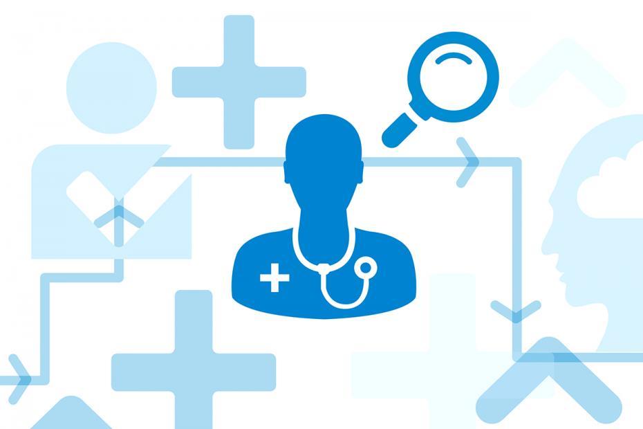 Advancing medical professionalism graphics