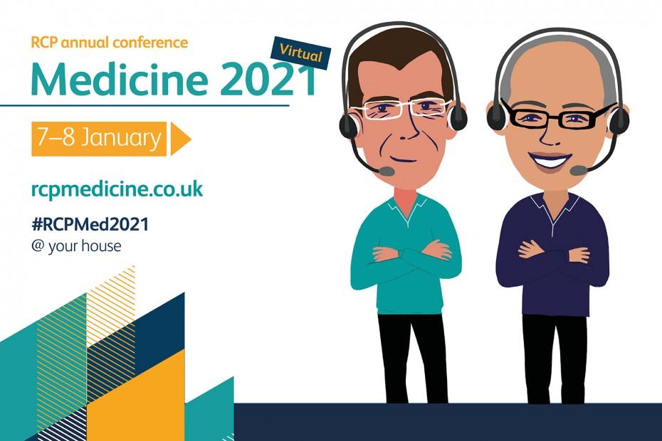 Medicine 2021 logo
