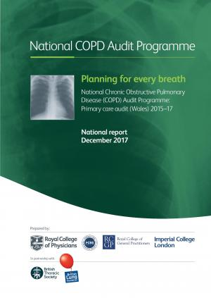 Primary care audit (Wales) 2015–17: Planning for every breath | RCP