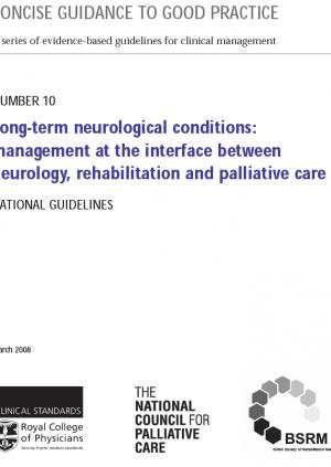 Long-term neurological conditions | RCP London