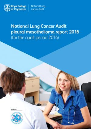 Lung Cancer Audit Report 2014 for Mesothelioma