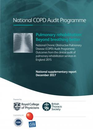Pulmonary rehabilitation: Beyond breathing better