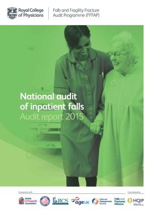 National Audit of Inpatient Falls audit report 2015
