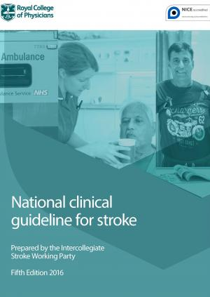 National clinical guideline for stroke – fifth edition