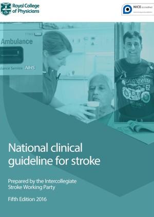nice stroke guidelines 2016 pdf