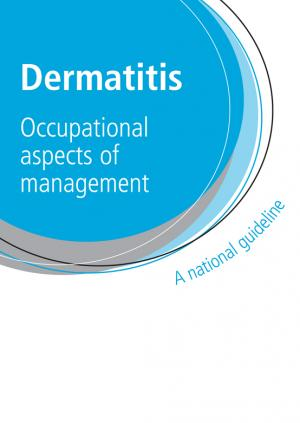 Dermatitis: Occupational aspects of management 2009