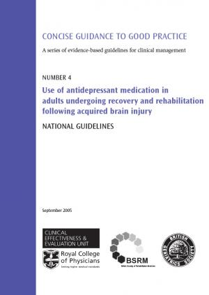 Antidepressant medication use in adults undergoing ...