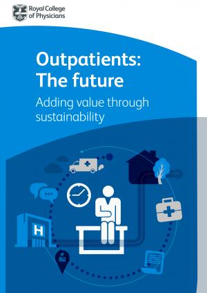 Outpatients: The future report cover