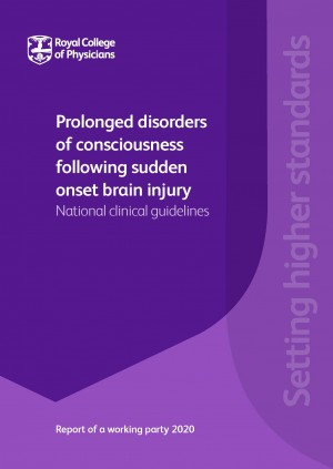 Prolonged disorders of consciousness: national clinical guidelines cover