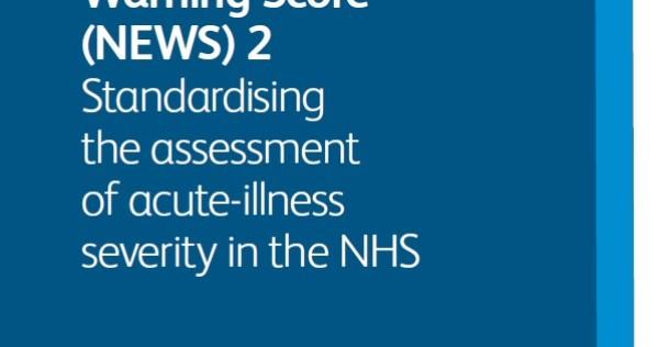 national early warning score news 2 rcp london