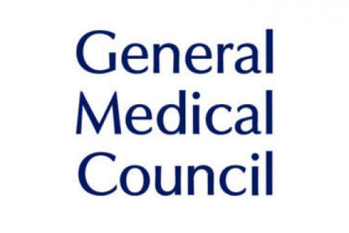 General Medical Council logo