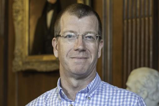 RCP president Professor Andrew Goddard