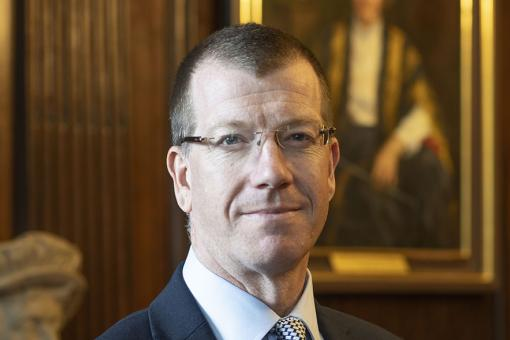 Dr Andrew Goddard, RCP registrar and president-elect