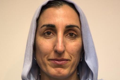 Portrait of Dr Sabreen Akhtar