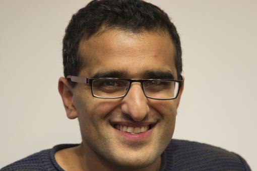 Portrait of Dr Tahir Akbar