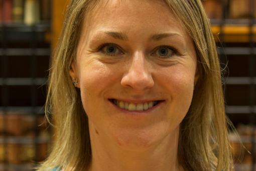 Dr Katy Islip, chief registrar and specialty trainee in acute medicine and GIM