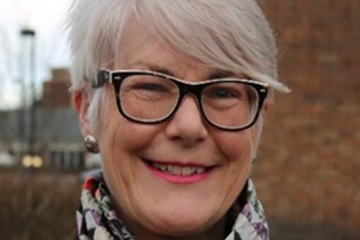Dr Olwen Williams, RCP is-lywydd Cymru.
