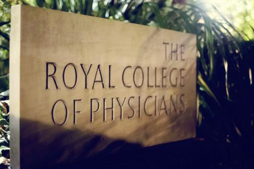 Sign outside the RCP main building