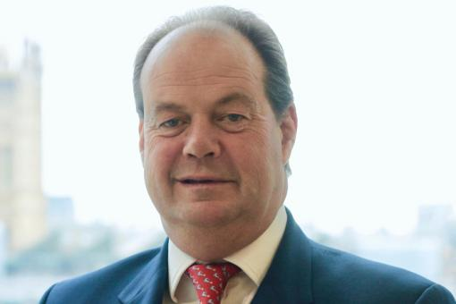 Stephen Hammond, health minister with responsibility for Brexit