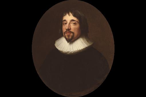 Portrait of Baldwin Hamey by Sir Anthony van Dyck and studio