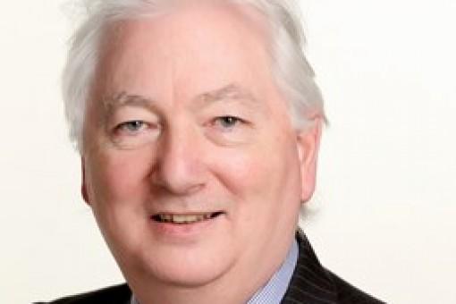 RCP registrar Professor Donal O' Donaghue