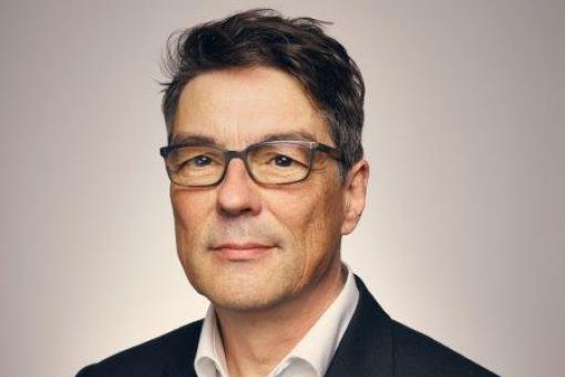Profile shot of John Appleby