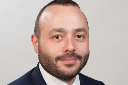 Dr Simon Fleming, trauma and orthopaedic registrar
