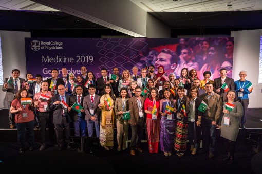 Multicultural RCP members and fellows