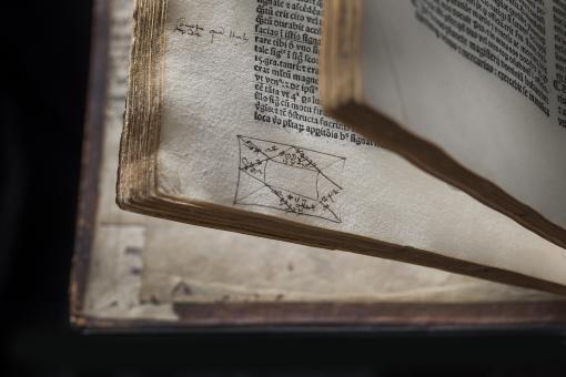 John Dee annotations