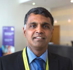 Dr Ananthakrishnan Raghuram, RCP Linacre fellow