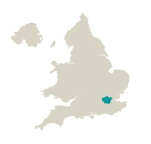 Regions London