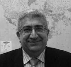 Professor Ali Jawad, associate international director for the Middle East and North Africa