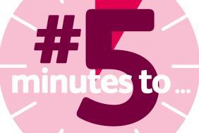 5 mins graphic