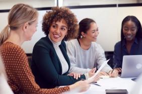 Emerging Women Leaders header