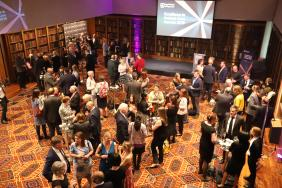 Image of the 2019 Excellence in Patient Care Awards ceremony