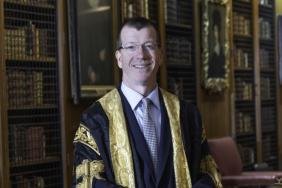 Professor Andrew Goddard, 101st president of the Royal College of Physicians