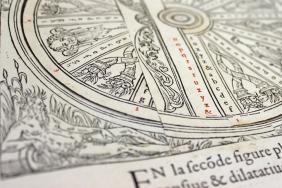 Polygraphie et universelle escriture cabalistique. Johannes Trithemius, published Paris, 1561