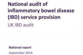 IBD organisational audit - Adult report - round four 2014