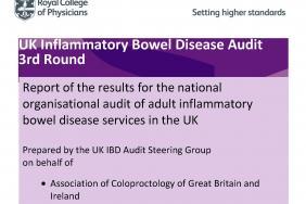 IBD organisational audit - Adult report - round three 2011