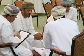Higher level interview skills workshop, Oman